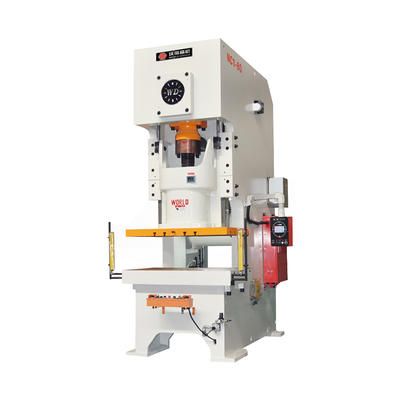 NC1 C Frame High Performance Press Machine&sheet metal punch press